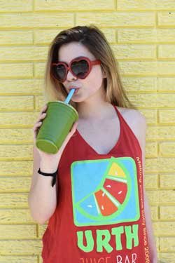 allie-with-smoothie